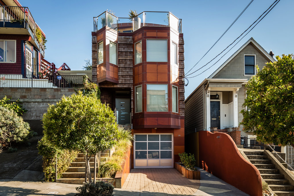 San francisco home prices bornstein law for Modern homes san francisco